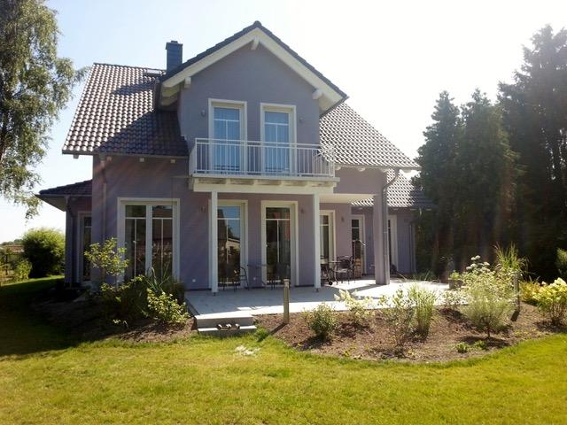 Individuell geplante Landhaus Villa